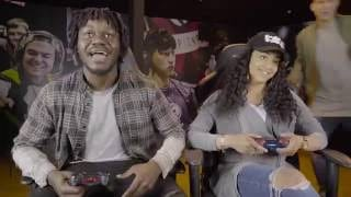 EXCLUSIVE: Games, Gadgets and Rhymes Episode 5: Arnold Jorge vs Paigey Cakey #GGR