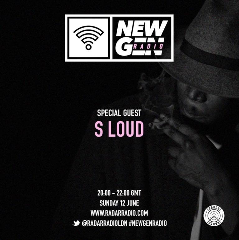 S Loud drops new track on #NewGenRadio