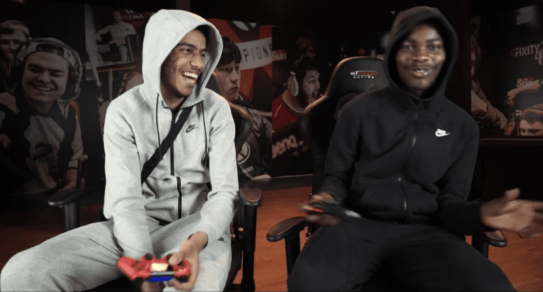EXCLUSIVE: Games, Gadgets and Rhymes - AJ Tracey vs Dave #GGR Episode 7