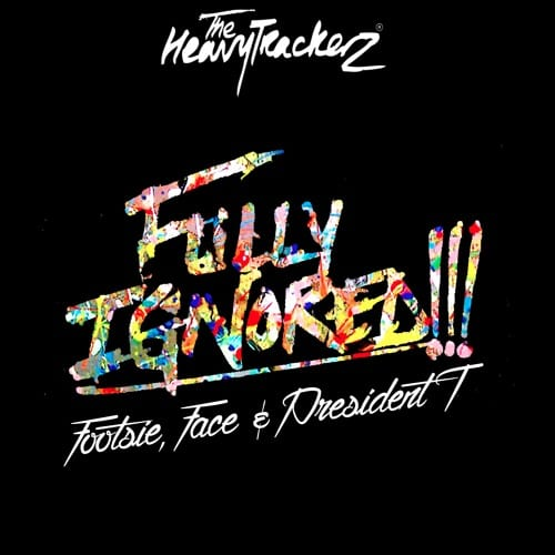 The Heavytrackerz call in Face, Footsie & President T for