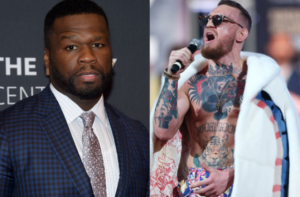 Conor McGregor Calls Out 50 Cent For Celebrity Fight