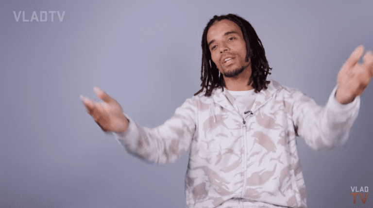 Akala delivers powerful freestyle for DJ Vlad