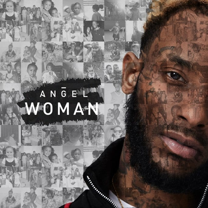 Angel returns with his 'Woman' album