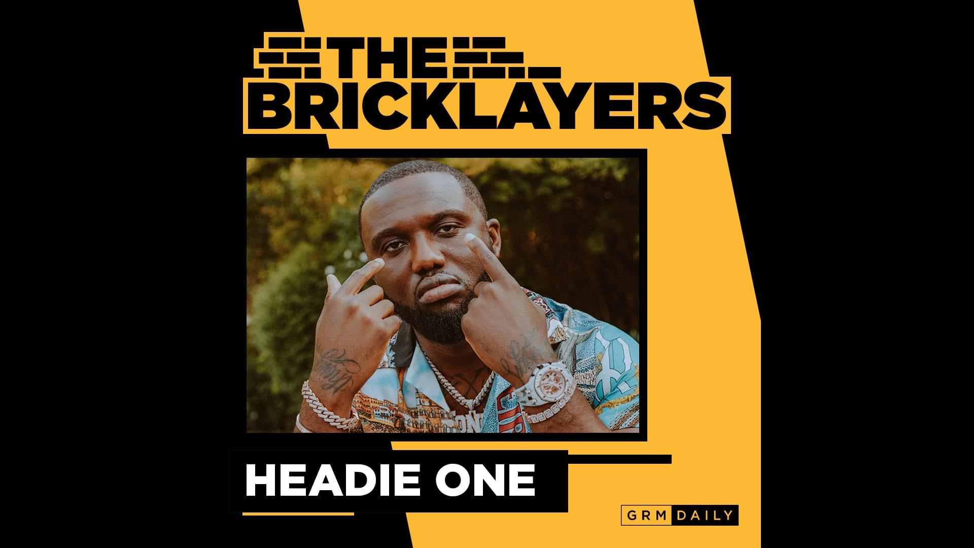 Headie One Bricklayers