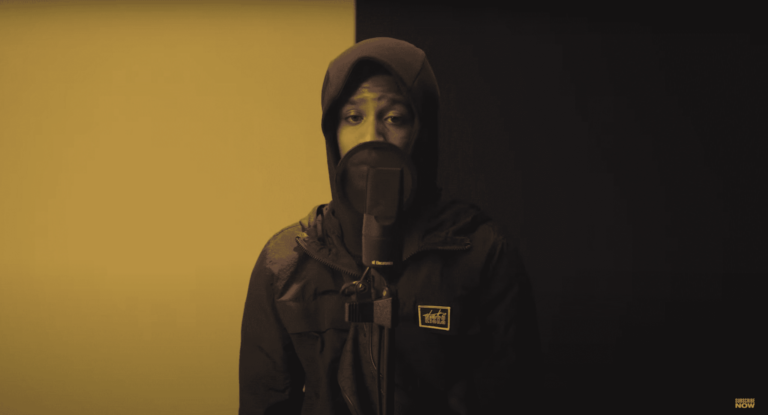 Premiere: Clavish offers the channel a sick new 'Daily Duppy' freestyle
