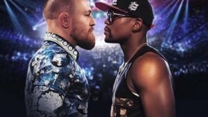 Conor McGregor fires back at Floyd Mayweather!