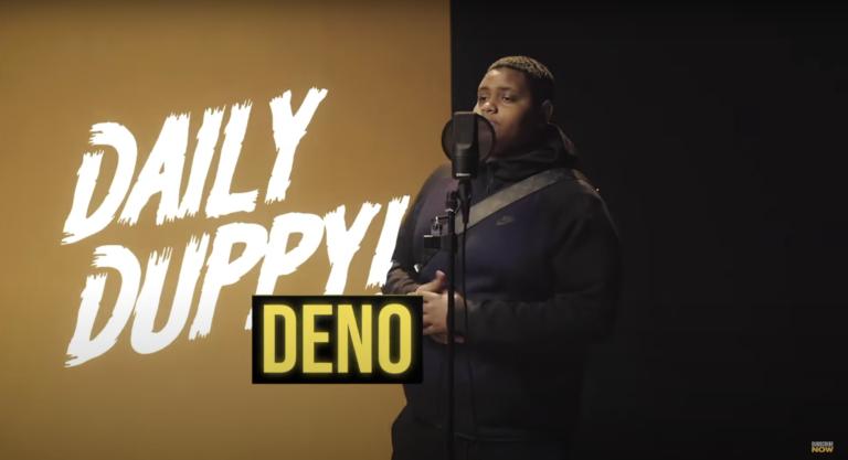 Premiere: Deno celebrates his birthday with brand-new 'Daily Duppy' freestyle