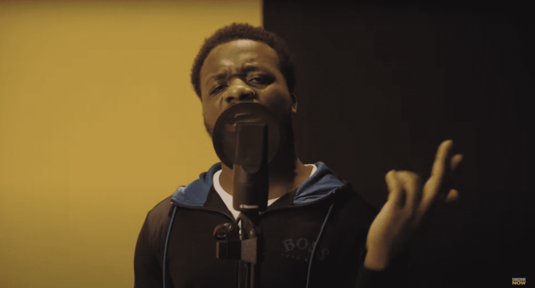 Premiere: Dezzie drops off a cold new 'Daily Duppy' freestyle