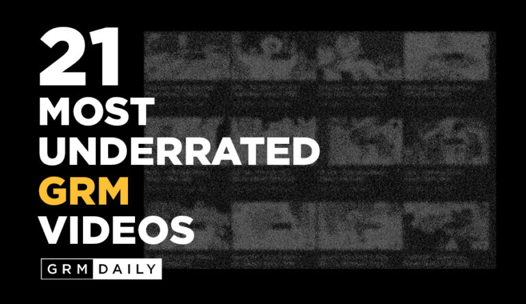 #GRM10: 21 Most Underrated GRM Videos