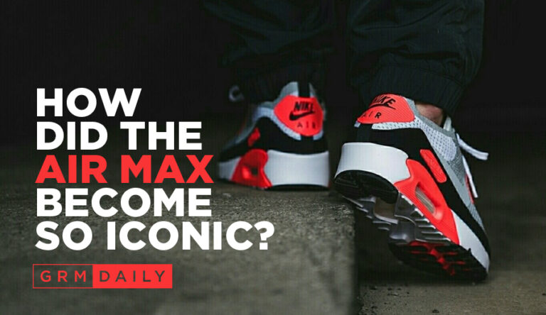 GRM Exclusive: How did the Air Max become culturally iconic?