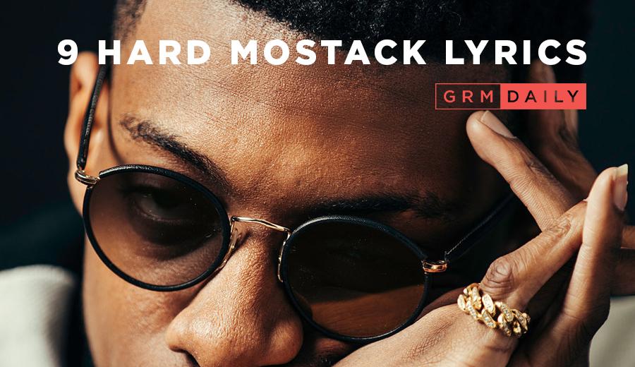 MoStack hardest lyrics GRM