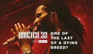 GRM Exclusive: Is Wretch 32 one of The last of a dying breed?