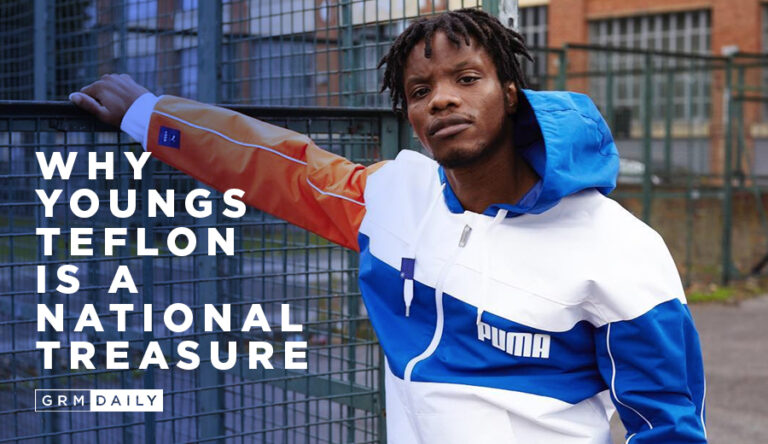 GRM Exclusive: Why Youngs Teflon is a national treasure