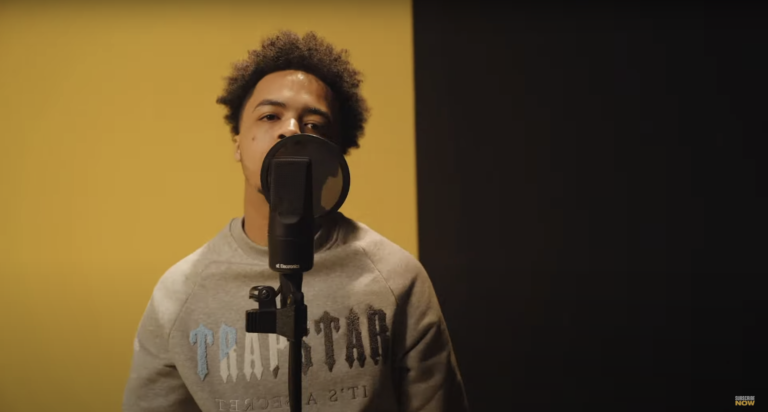 Premiere: Loski Lets Off A Cold New 'Daily Duppy' Freestyle