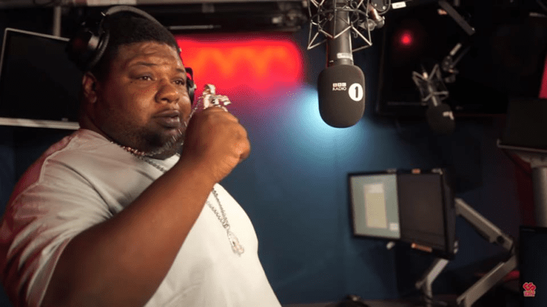 Big Narstie brings bars on new Fire In The Booth