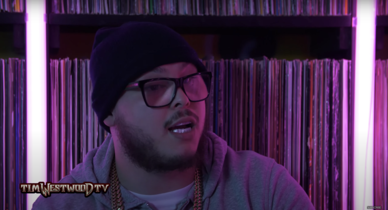 Potter Payper talks 'Training Day 3' & more with Tim Westwood