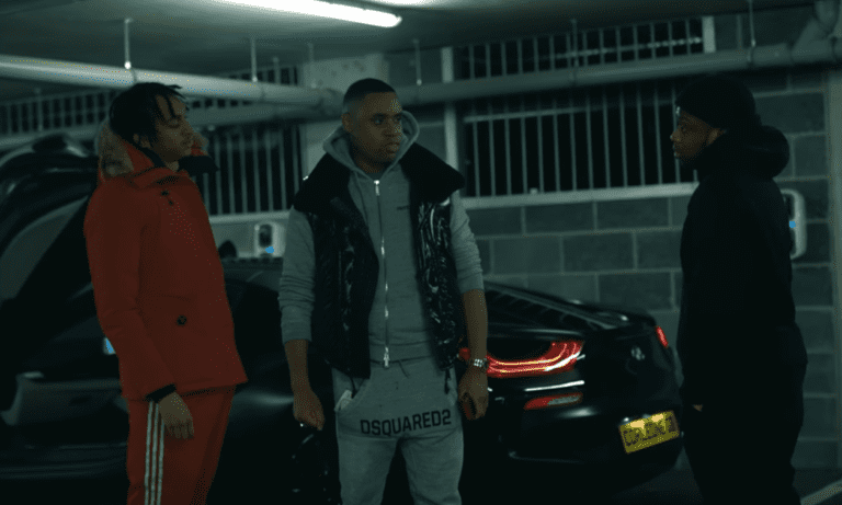 See Behind the Scenes of Corleone & Young Adz'