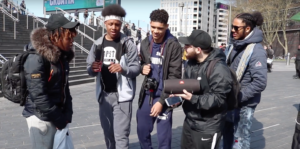 Watch The Public Freestyle Over JAY1'S Banger