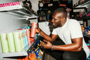 Stormzy Unveils New Collaboration With Relentless Energy Drinks