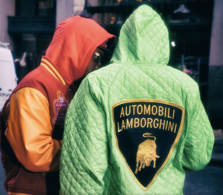 Supreme Previews Upcoming Collaboration With Lamborghini
