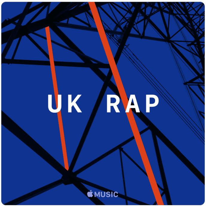 THE BEST OF APPLE MUSIC UK RAP [002]