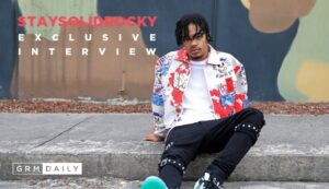 """GRM Exclusive: We Linked Up With StaySolidRocky As He Talks New Music & The Success Of His First Hit """"Party Girl"""""""