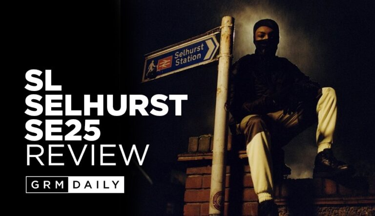 GRM Exclusive: SL Cements his position in the game with 'Selhurst SE25'