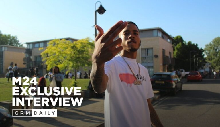 GRM Exclusive: M24 Talks Debut Mixtape 'Drip 'n' Drill', How Grime Paved The Way, 'GRM 10' And More