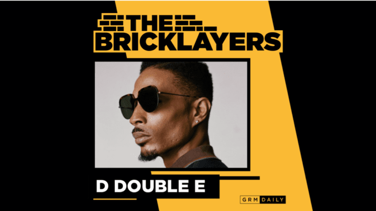 GRM EXCLUSIVE: D Double E Talks 'Double Or Nothing', The History Of Grime, how he became a legend & More