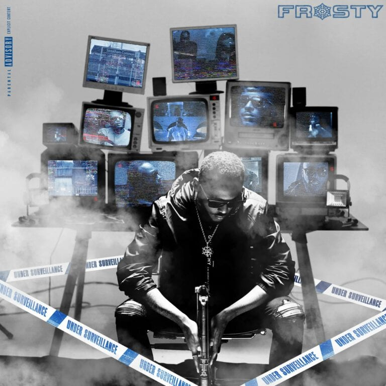 Frosty Enlists Unknown T, K-Trap & More On First Ever Mixtape 'Under Surveillance'
