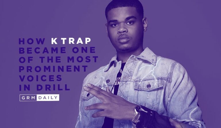 GRM Exclusive: How K Trap became one of the most prominent voices in UK Drill