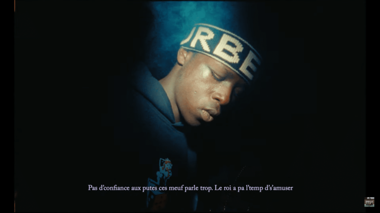 Pa Salieu Unites With France's Gazo For Energetic