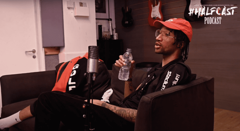 'Halfcast Podcast' Ask Are Rappers Not Fighting For The Mic Anymore On Latest Episode