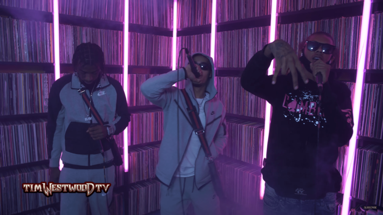 S1 & YS1 join Tim Westwood for latest 'Crib Session'