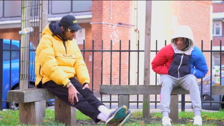 Poet sits down with Youngs Teflon on the latest instalment of the '1 Po Show'
