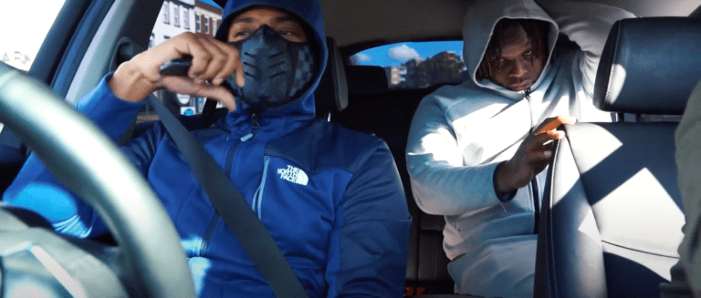 L.I & 8TEEN's Steve Drive link up in visuals for new track