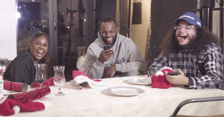 GRM Exclusive: Watch Our 'Dine Daily' Christmas Special Featuring RV, Zeze Millz, Alhan & Deno