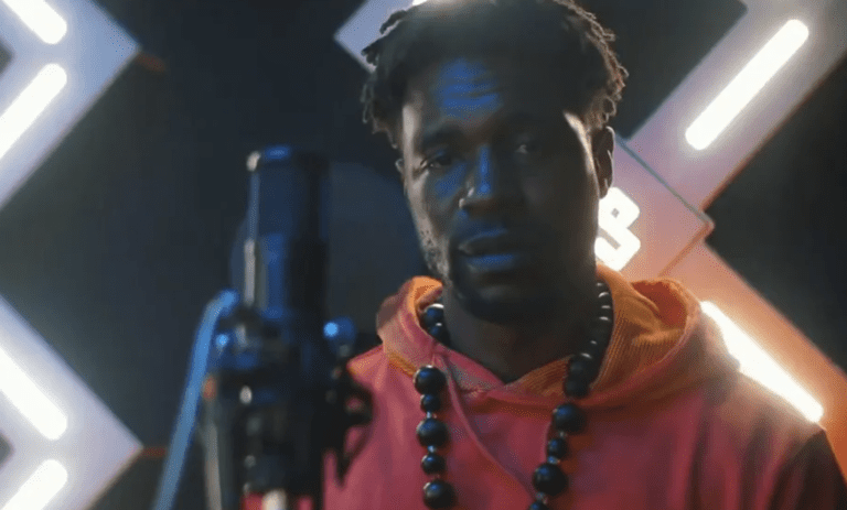 Tempa T Steps Up To Freestyle On 'The Hotspot'