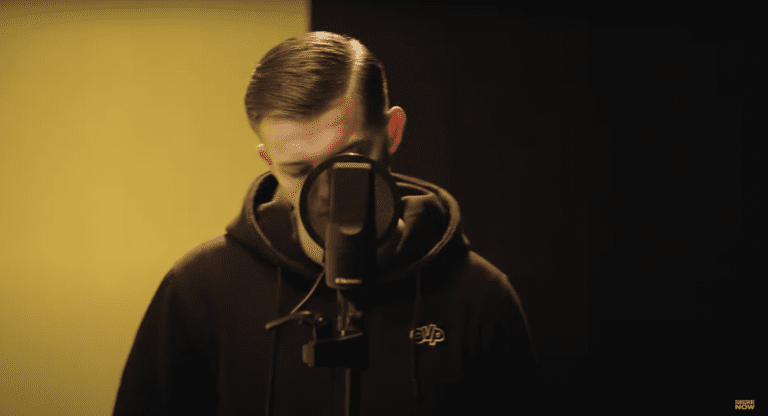 Premiere: French the Kid steps up for a hard-new Daily Duppy freestyle