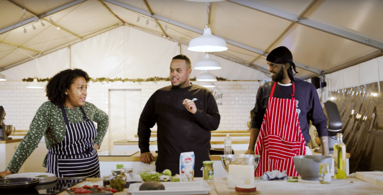 Chunkz calls in Darkest Man for a fun £10 vs £1000 Cooking Challenge