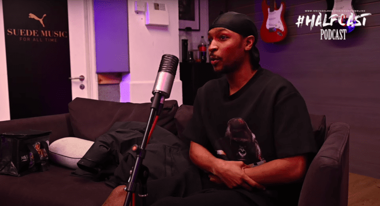 Jme & Chuckie Talk Donald Trump, Birthdays & More On Latest 'Halfcast Podcast'