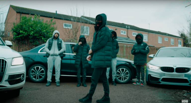 Riz 1ne drops cold visuals for