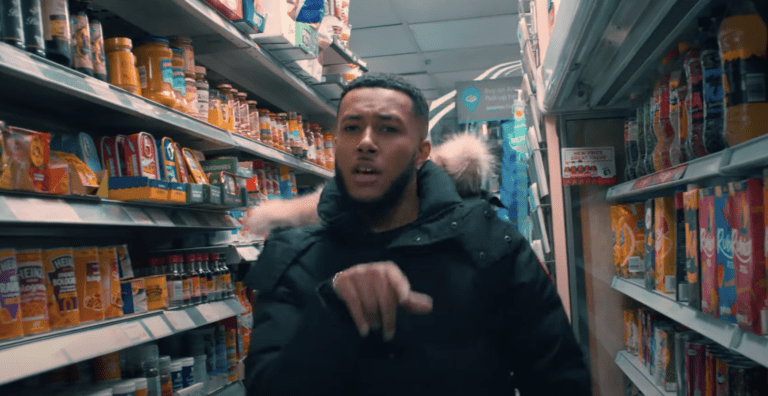 Premiere: Yizzy Gives Visual Treatment To 'Prince Of Grime' Cut