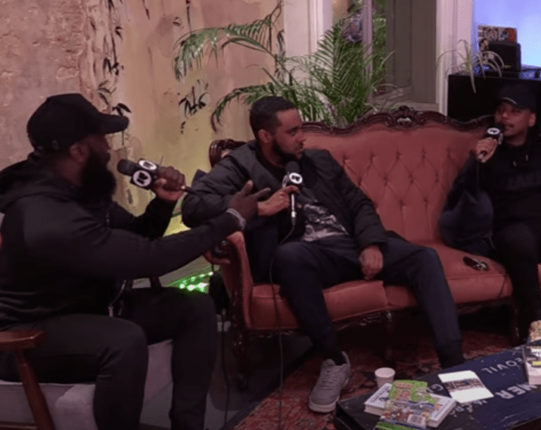 Watch Silencer, Jammz & Rude Kid Join DJ Argue For Special 'Grime Debate' Episode