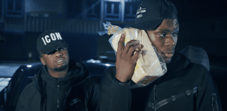 Premiere: #A92 Offica & Dbo link up in cold visuals for