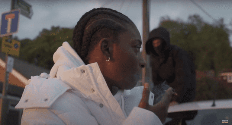 TEE-RAE drops visuals for