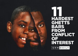 GRM Exclusive: 11 Hardest Ghetts Bars from 'Conflict of Interest'