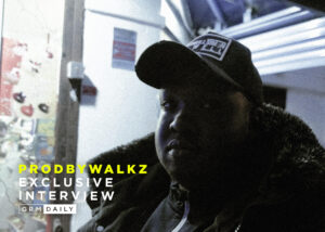 GRM Exclusive: ProdByWalkz discusses his position in UK Drill, almost losing his channel & more