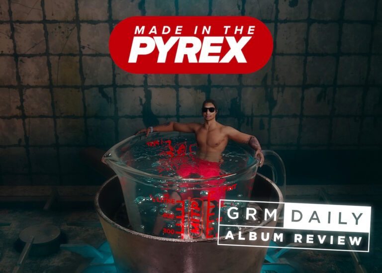 GRM Exclusive: Is Digga D Destined for stardom with 'Made In The Pyrex'?