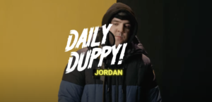 Premiere: Salford's Jordan Steps Up For His Debut 'Daily Duppy' Freestyle